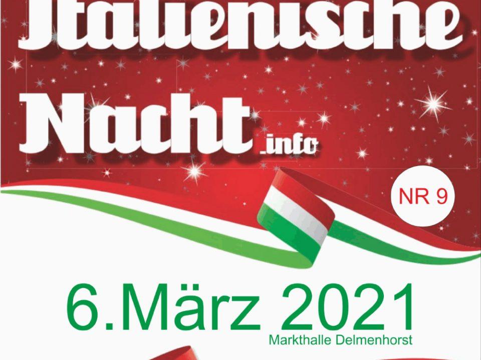 Italienische Nacht Delmenhorst | 06.03.2021